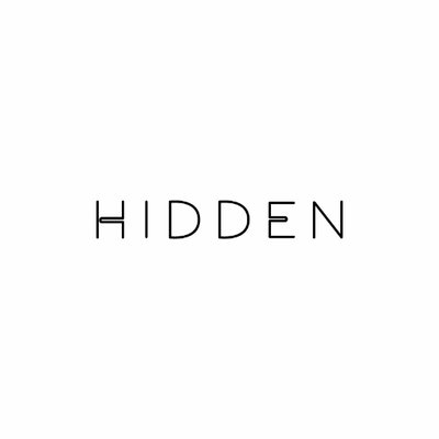 hidden fashion logo