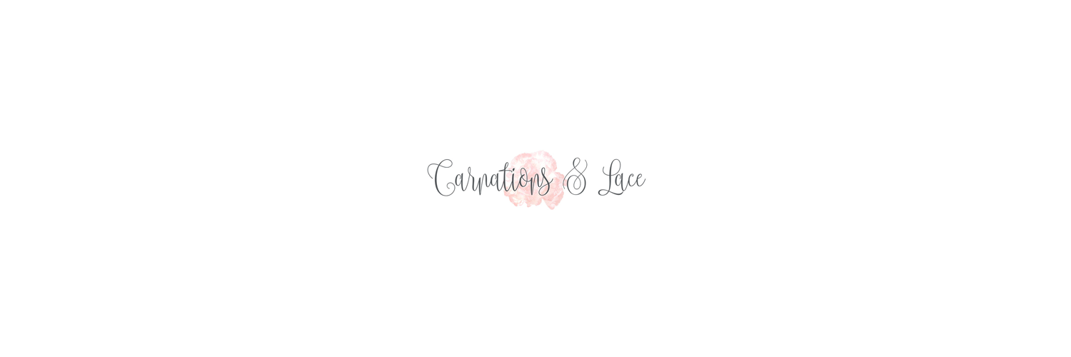 Carnations & Lace